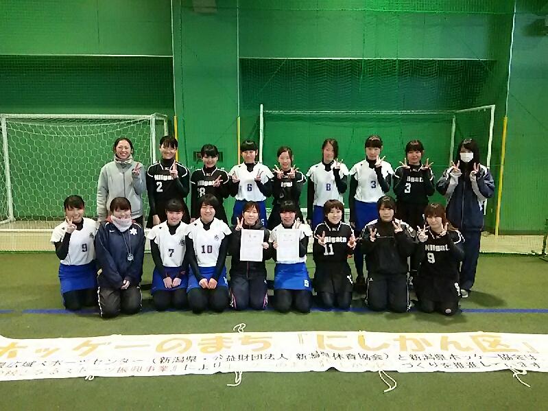 2016HNJL優勝は新潟ホワイト