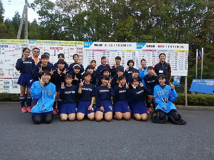 中学 都道府県対抗 新潟男子ベスト8